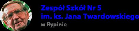 Zespół Szkół Nr 5 im. ks. Jana Twardowskiego